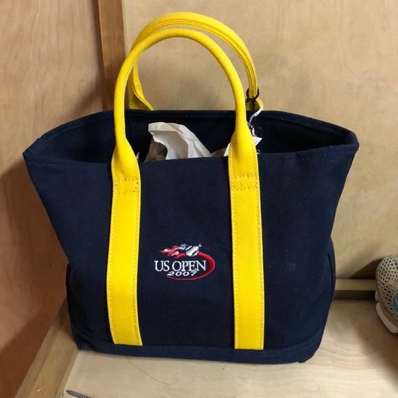 2e7db44c2985 Ralph Lauren big pony canvas tote bag NWT